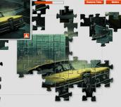 Hra - Classic Taxi Jigsaw