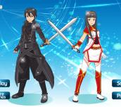 Hra - Sword Art Online