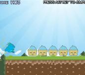 Hra - Monster Run