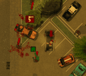 Hra - Zombie Pickup Survival