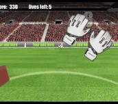 Hra - Goal Keeper