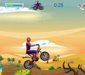 Hra - Spiderman Dangerous Journey