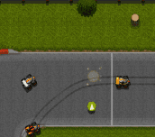 Hra - Penguins Super Kart