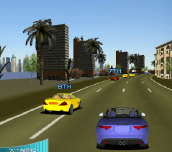 Hra - Street Race Cruisin