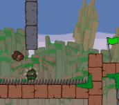 Hra - Spring Ninja 2