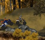 Hra - Forest ATV Challenge