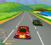Hra - 3D Mario Racing