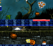 Hra - Spongebob In Halloween