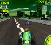 Hra - Ben 10 Kart 3D