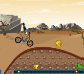 Hra - Motorbike Feats