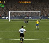 Hra - Brasil vs. Argentina