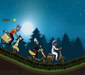Hra - Zombie Rage Race