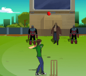Hra - Ben 10 Ultimate Cricket