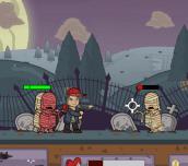 Hra - Halloween Rampage