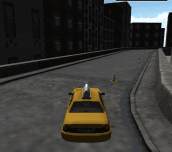 Hra - Taxi Parking Sim