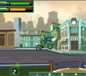 Hra - Ben 10 Super Stunt BMX