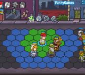 Hra - Zombie Tactics