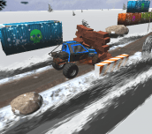 Hra - Monster Buggy 3D