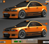 Hra - BMW Cars Differences