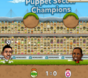 Hra - Puppet Soccer Champions
