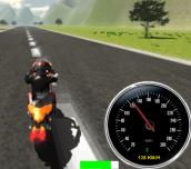Hra - 3D Moto Simulator