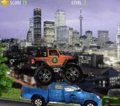 Hra - Urban Crusher 3
