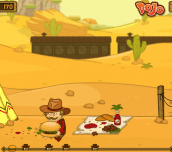 Hra - MadBurger 3 Wild West