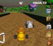 Hra - Kart Farm
