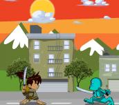 Hra - Ben 10 Ninja