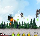 Hra - Ben 10 Robot Jet War