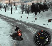 Hra - Winter Moto