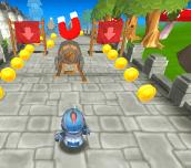 Hra - Super Castle Sprint