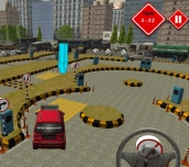 Hra - Driving License Test 3D