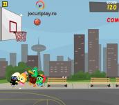 Calimero play Basketball