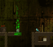Hra - Green Saboteur