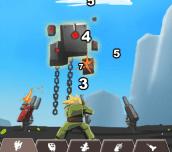 Hra - Die Robo Alien Die