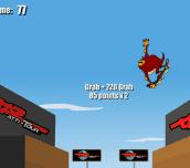 Hra - Extreme Taz Skateboard Halfpipe
