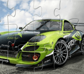Hra - Mazda Puzzle