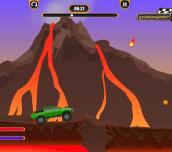 Lava Car Escape