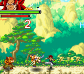 Hra - Dragon Ball Fighting 27