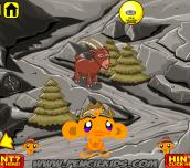 Hra - Monkey GO Happy Western 2