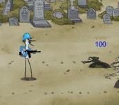 Hra - Regular Show Zombie Grave