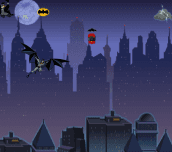 Batman Night Sky Defender