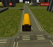 Hra - School Bus Driver 3D