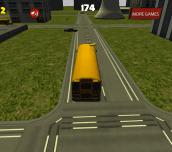 Hra - School Bus Driver 3D