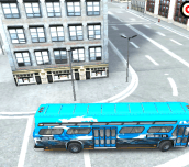 Hra - 3D School Bus Mania