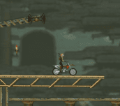Hra - Moto Tomb Racer 2