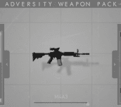 Hra - Adversity Weapon Pack