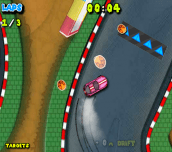 Hra - Super Mario Drift