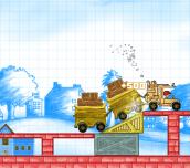 Hra - Tricky Drive